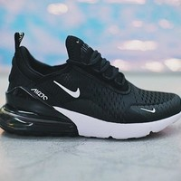 nike air max 270 casual sports sneaker