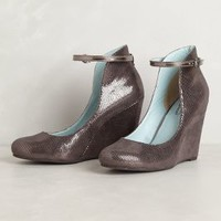 Glissade Wedges by Seychelles Grey 8 Wedges