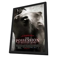 The Possession of Michael King 11x17 Framed Movie Poster (2014)