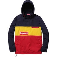 Supreme: F-1 Pullover - Navy