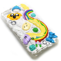 Adventure Time Themed 3D Case (Decoden)