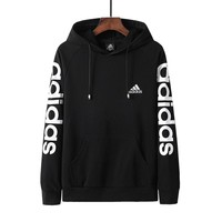 Womens Mens Adidas Sweater Hoodies Autumn and Winter Gift