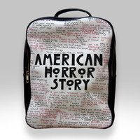 Backpack for Student - American Horror Story Quotes Bags