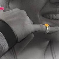 Color Rings Wireless Cellphone | Incredible Things