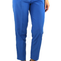 Bright Classic Work Pants - Cornflower Blue