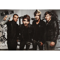 All Time Low - Domestic Poster