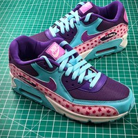 Nike Air Max 90 Style 7 Sport Running Shoes - Best Online Sale