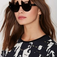 Exclusive I Still Love You NYC Ally Cat Shades