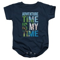 Adventure Time - My Time Infant Snapsuit Officially Licensed Baby Clothing