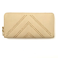 Golden Rush Wallet in Beige