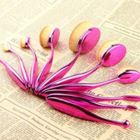 Soft Oval Toothbrush Makeup Brush Sets Foundation Brushes