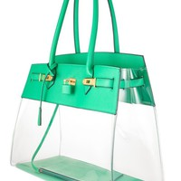 Luxury Transparent Bag