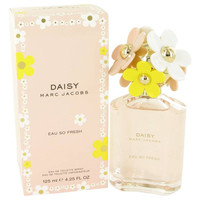 Daisy Eau So Fresh Perfume by Marc Jacobs Eau De Toilette Spray