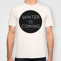 Winter is..... T-shirt by Page394