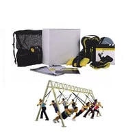 Resistance Bands Chin-up/Pull-up/Sit-Up Suspension Trainer Strap - Fitness Equipment, Yoga Workout for Home and Gym