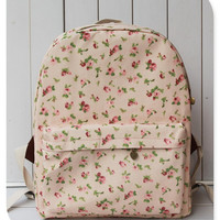 Canvas Backpack = 4887536900