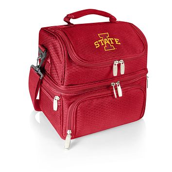 Iowa State Cyclones - Pranzo Lunch Cooler Bag, (Red)