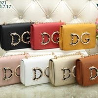 Beauty Ticks Dolce & Gabbana D&g Top Handles Bag 7 Colors