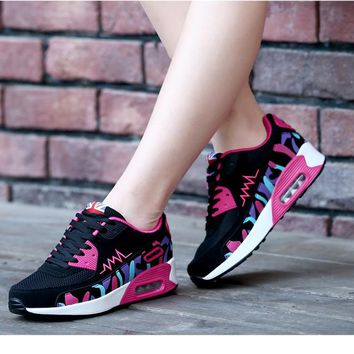 Men running Shoes 2017 Sport Jogging Trainers Breathable Mesh Lover's Walking Shoes Zapatos Hombre zapatos mujer basket femme