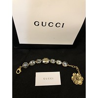 Gucci Woman Fashion Accessories Fine Jewelry Ring & Chain Necklace & Earrings