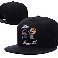 JRICK Dan And Phil Logo Adjustable Snapback Caps Hats