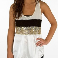 BKE Boutique Pieced Racer Back Tank Top - 's  | Buckle