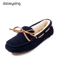 Warm Moccasins, Loafers Size 35-41