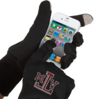 McArthur Texas A&M Aggies Touch Gloves - Black