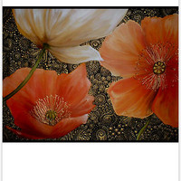 The Poppy Collection by Cherie Roe Dirksen