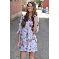 Always Be Adorable Tunic Dress