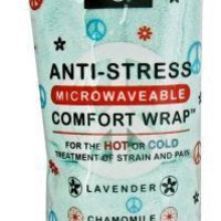 Anti-Stress Comfort Wrap by Earth Therapeutics - 1 Wrap