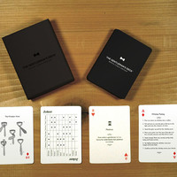 The Gentlemans Playing Cards