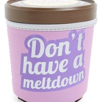 Design Ideas 'Don't Have A Meltdown' Ice Cream Pint Huggy | Nordstrom