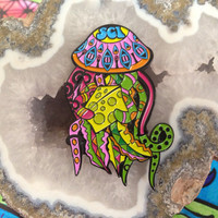 String Cheese Incident Hat Pin