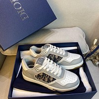 DIOR Fashion and leisure Fancy sneakers-3