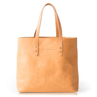 Vintage Tote Bag - Natural