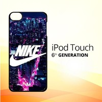 City Nike Just W4242 iPod Touch 6 Case