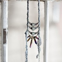 Gimmicks By BKE Chain Wrapped Necklace