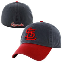 St. Louis Cardinals '47 Brand Cooperstown Franchise Fitted Hat – Blue/Red