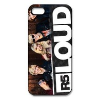 R5 Loud iPhone 5 Case Hard Back Cover Fit Cases NMPC1961