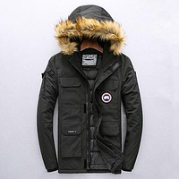 Canada Goose Men or Women Fashion Casual Cardigan Jacket Coat