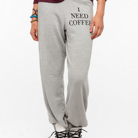 Wildfox Couture Need Coffee Sweat Pant