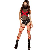 Daredevil Electra Women's Halloween Costume