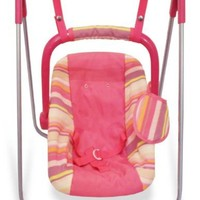 2 in 1 Doll Carrier and Swing Great Value!!