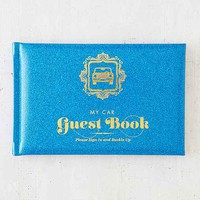 Car Guest Book By Knock Knock