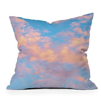 Lisa Argyropoulos Dream Beyond The Sky Throw Pillow
