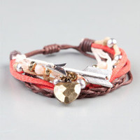 FULL TILT Bead Arrow Bracelet