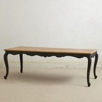 Cabriole Dining Table by Anthropologie