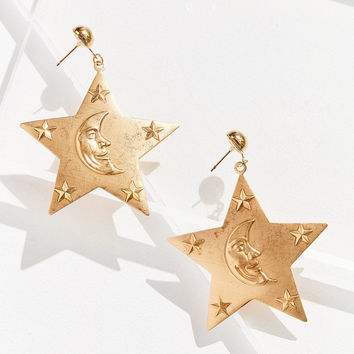 Frasier Sterling Summer Nights Dream Statement Earring | Urban Outfitters