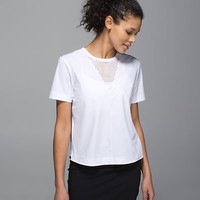 perfectly perfed tee | women's tops | lululemon athletica